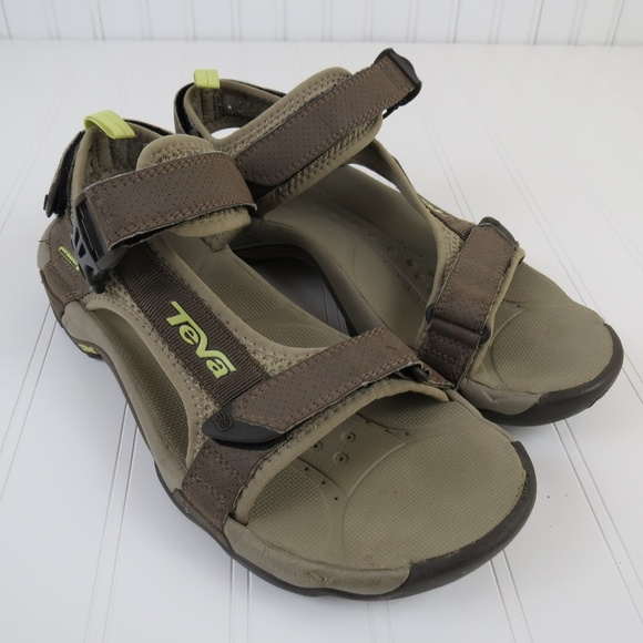 half off 1bcf6 43975 Teva Sports Sandals Hiking Water Open Toachi